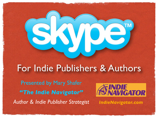 Download Skype for Authors & Indie Publishers PDF