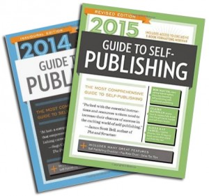 2014-15 WD Guides to Self-Publishing